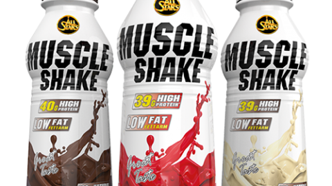 All Stars – Muscle Shake